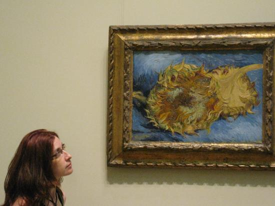 sun flower - Gogh
