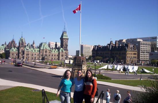 in piata parlamentului, Ottawa