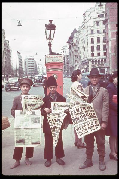 1941 Bulevardul Magheru(Take Ionescu)
