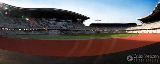 Panorama Cluj Arena
