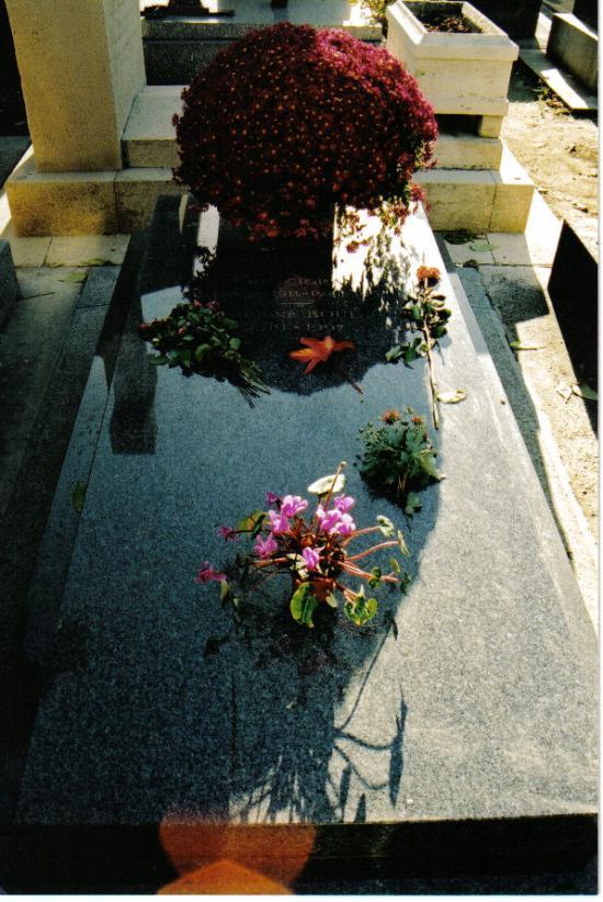mormantul lui Cioran