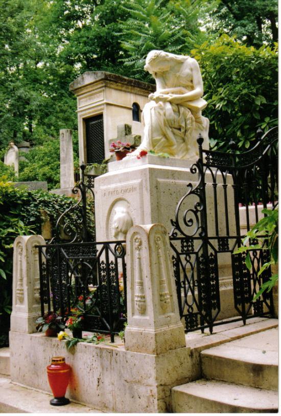 mormantul lui Chopin
