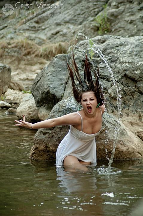 portrete in apa