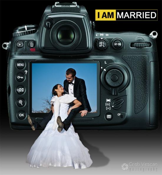 I AM MARRIED & yes...I AM NIKON!!!