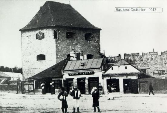 238-1913- Bastionul Croitorilor