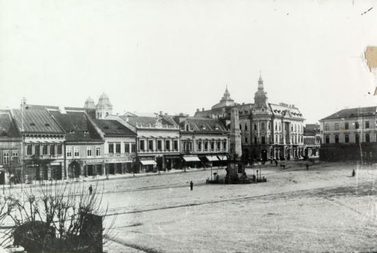 282-1897-Piata Libetratii-frontul sudic cu obeliscul
