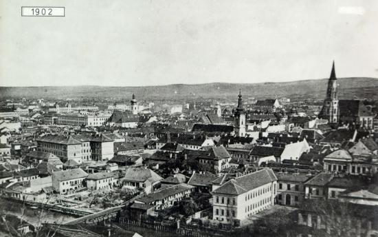 286-vedere de pe cetatuie-1902