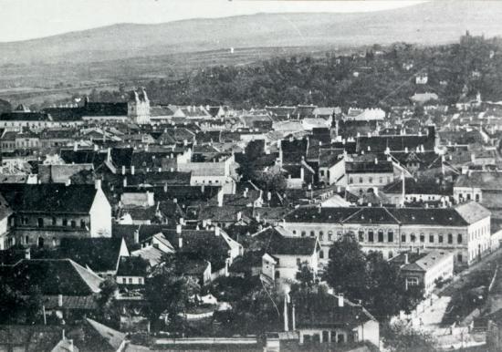 364-1897 vedere de pe cetatuie