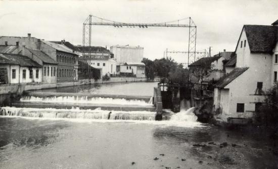 493-1959 barajul si moara veche