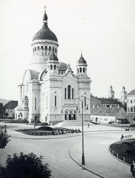 512-1937Piata Victoriei-catedrala ortodoxa
