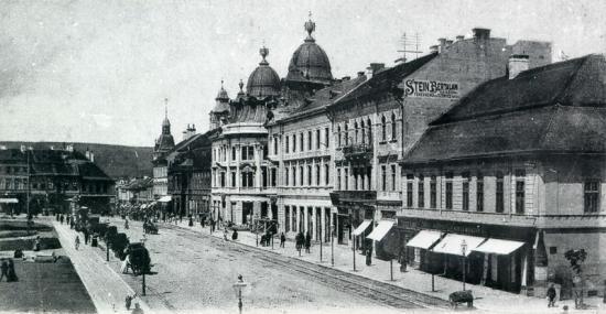 612-1900-Piata Libertatii-frontul de est