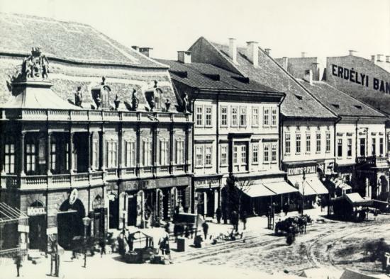 636-1895-Piata Libertatii-frontul estic (partial)