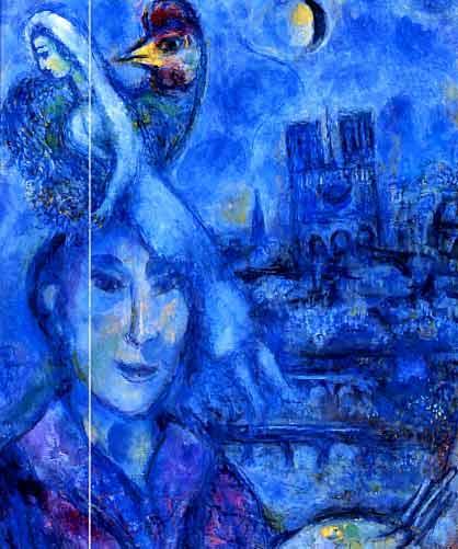 R Chagall (1887-1985)