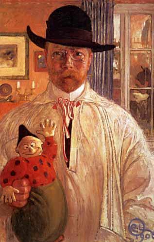 C O Larsson  (1853-1919)