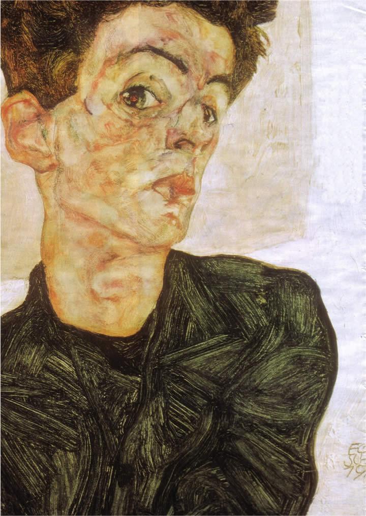 Egon Schiele 1912
