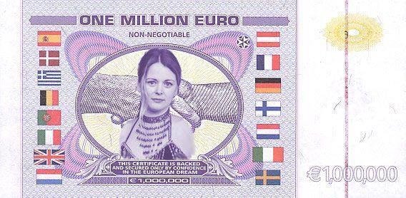1 milion Euro