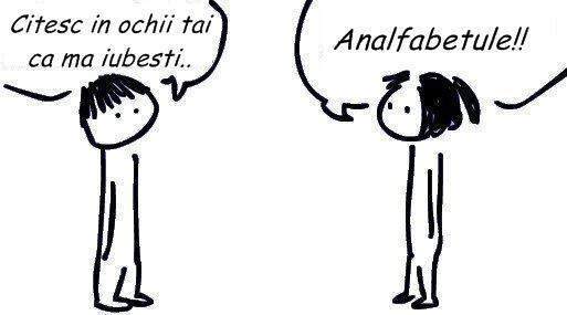 Analfabet