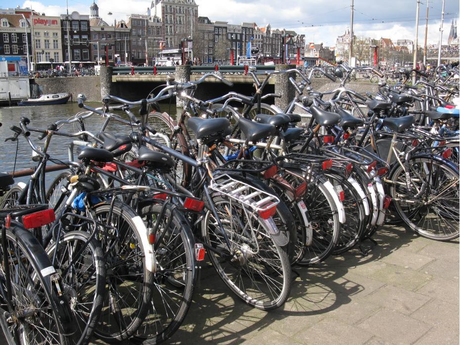 cateva biciclete