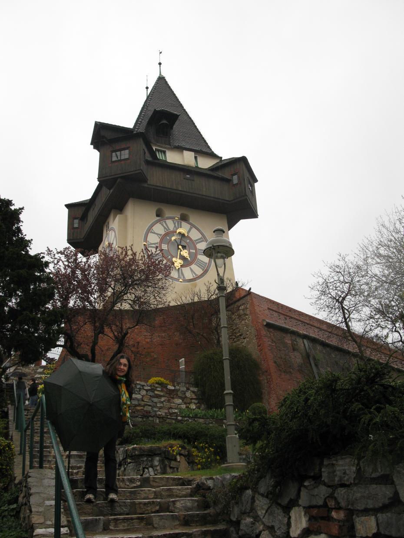 turnul cu ceas, simbolul orasului