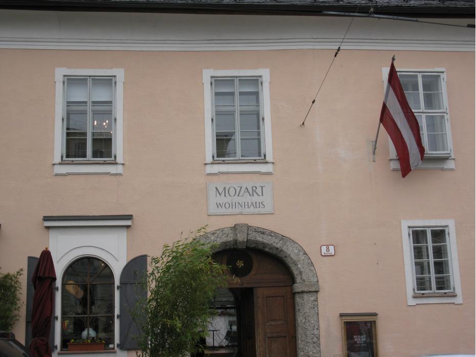 apartamentul Mozart