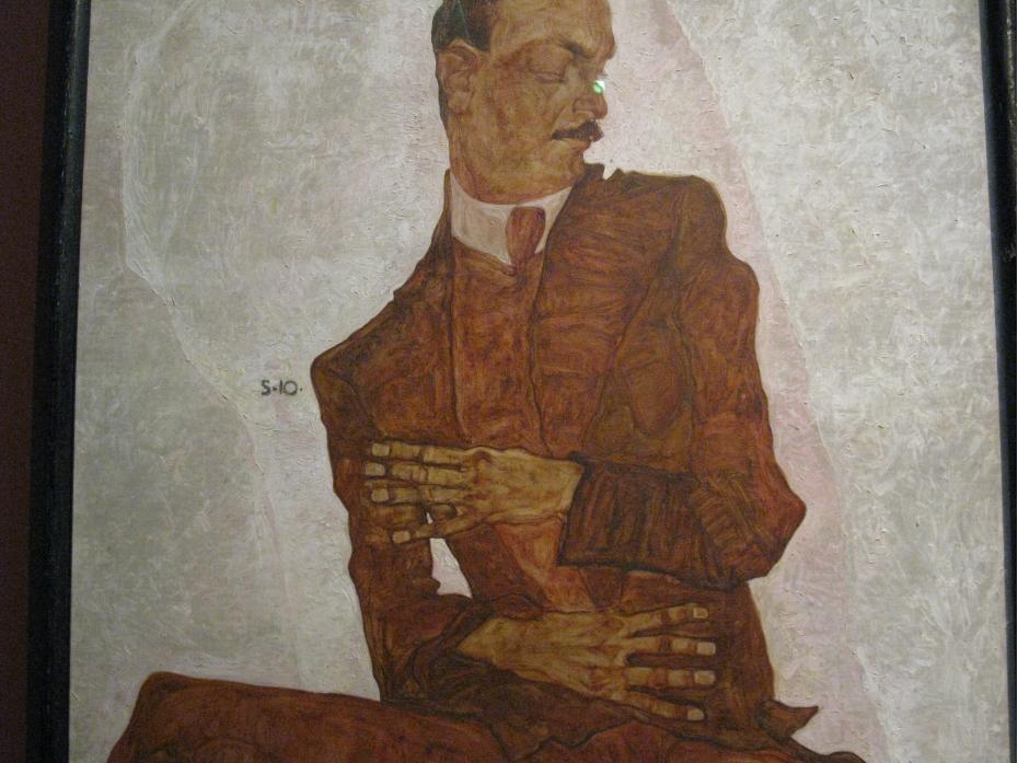 Arthur Roessler,1910