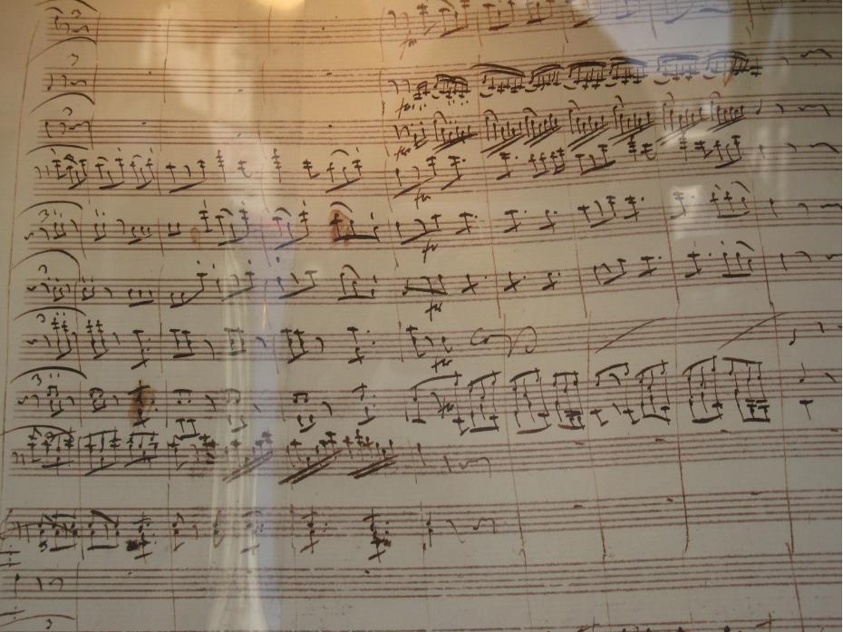 partitura Mozart