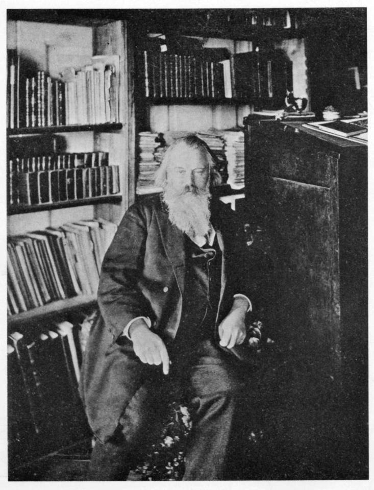 07.05.1833 born Brahms