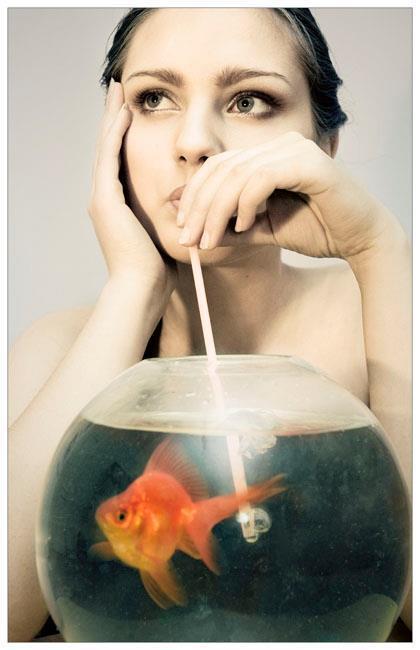 fish-girl