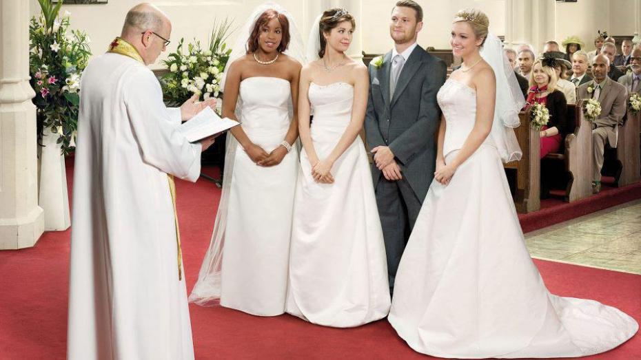 marry 3 bride