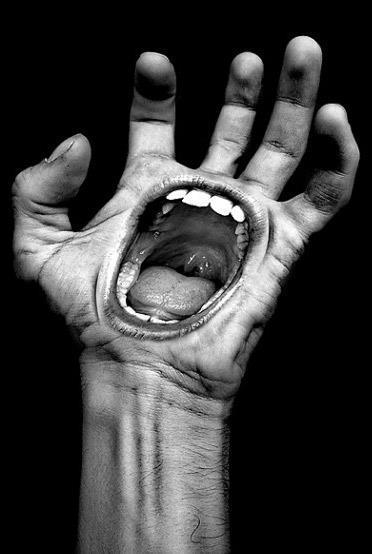 mouth-palm