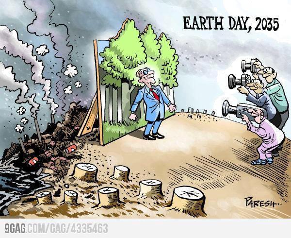 Earth Day 2035