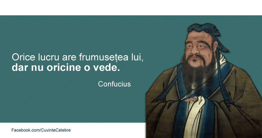 C- Confucius