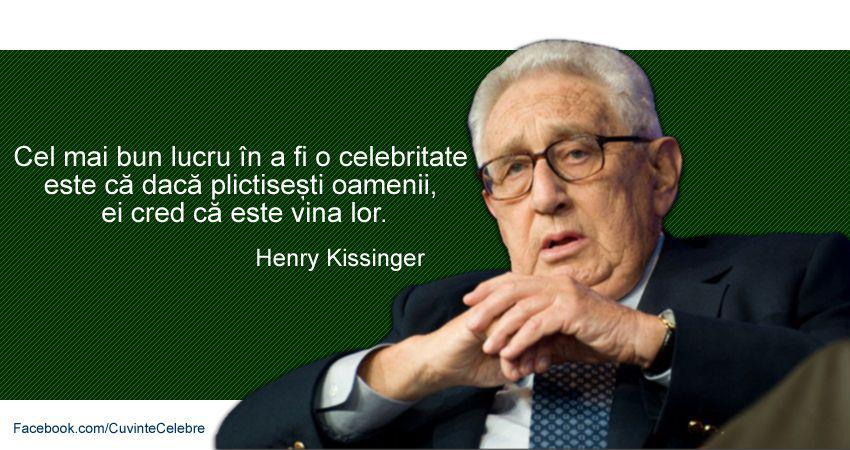 C- Kissinger