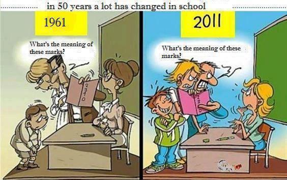 SChoola change