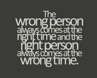 Wrong-right person