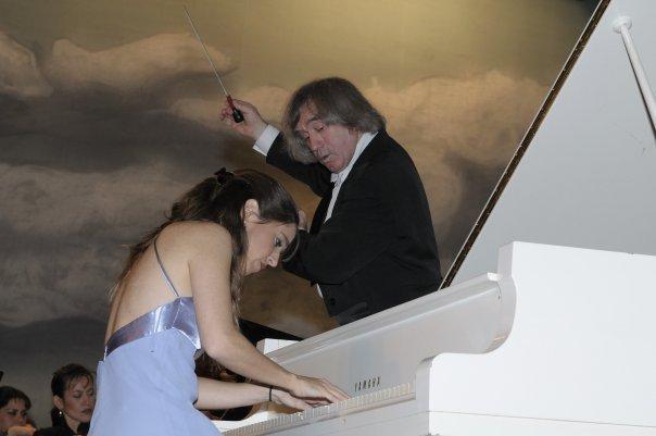 Lorena Eckell - Ovidiu Balan 2009, Marius Herea - Larghetto