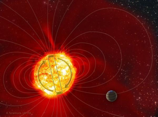 universe-magnetic-field