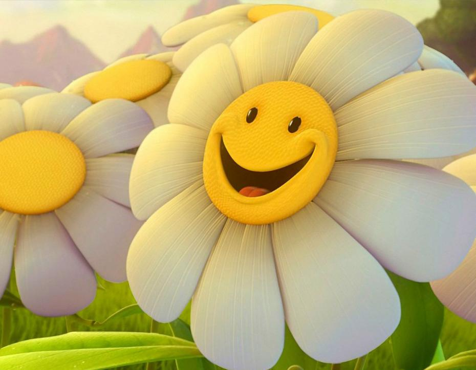 Smiley_Flower_Happy!_wallpaper