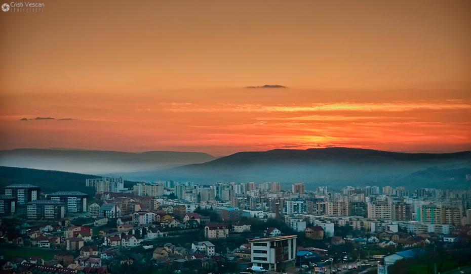 manastur-sunset