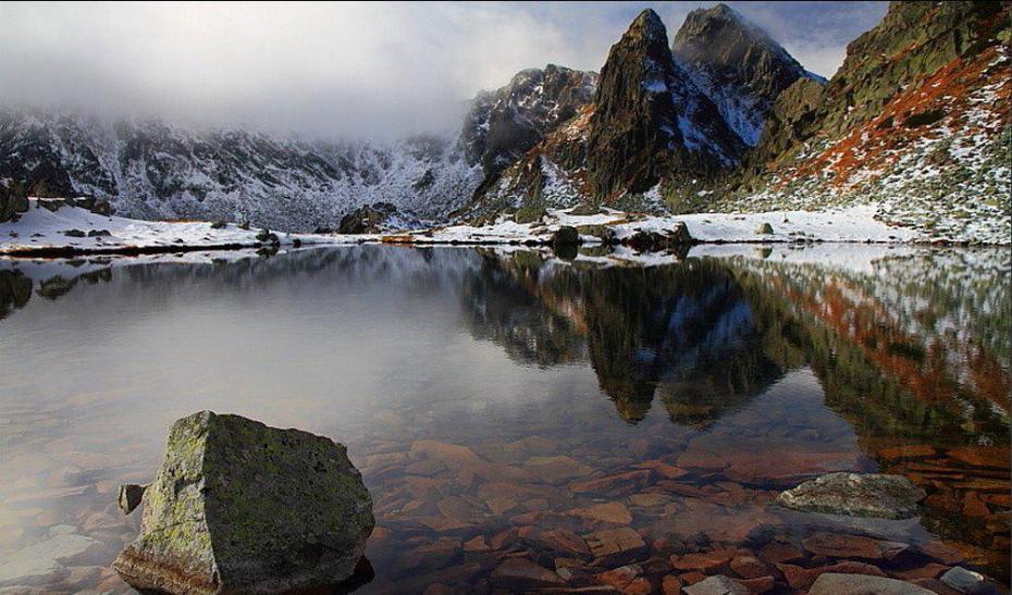 Lacul Portii - M-tii Retezat, Romania