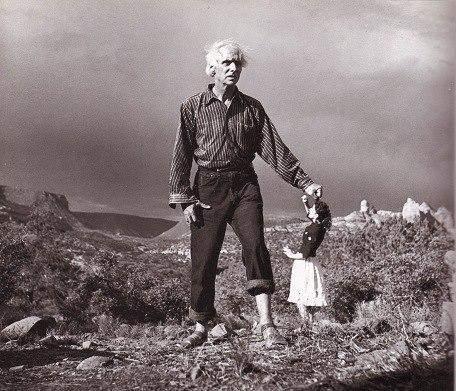Dorothea Tanning and Max Ernst
