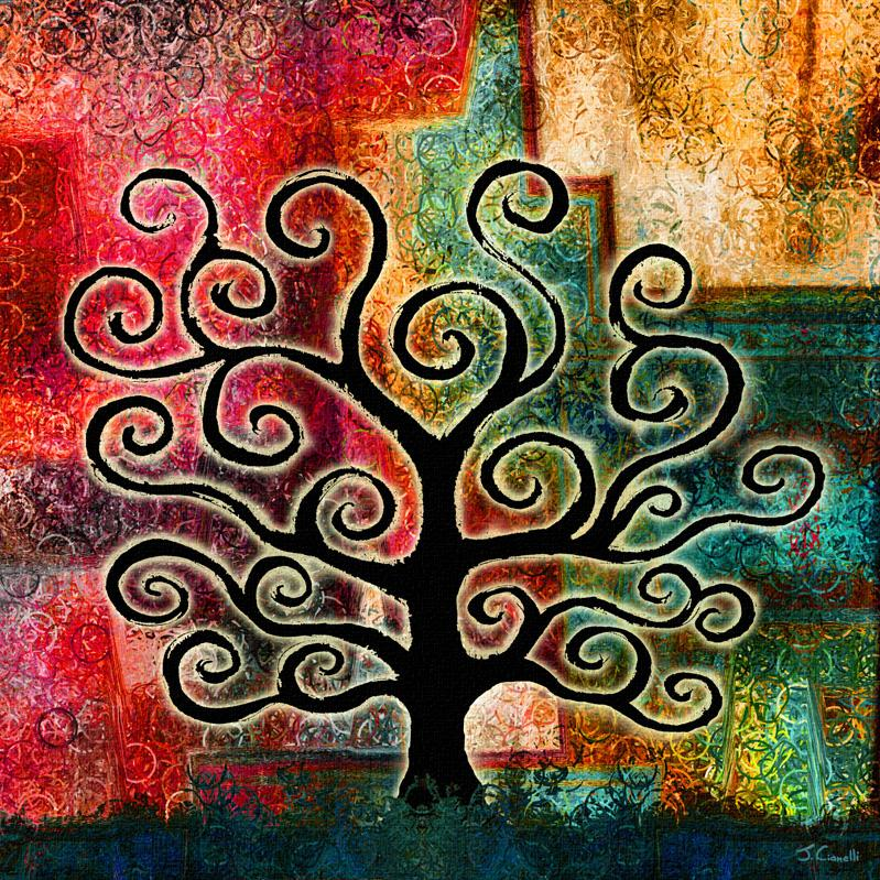 painting-tree-of-life