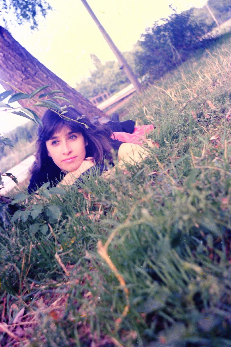 pe iarba