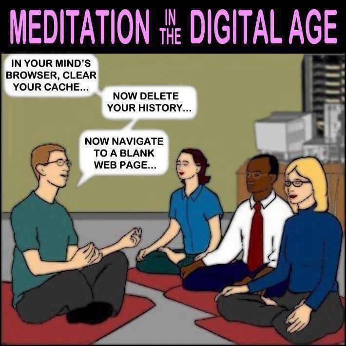 Meditatie IT