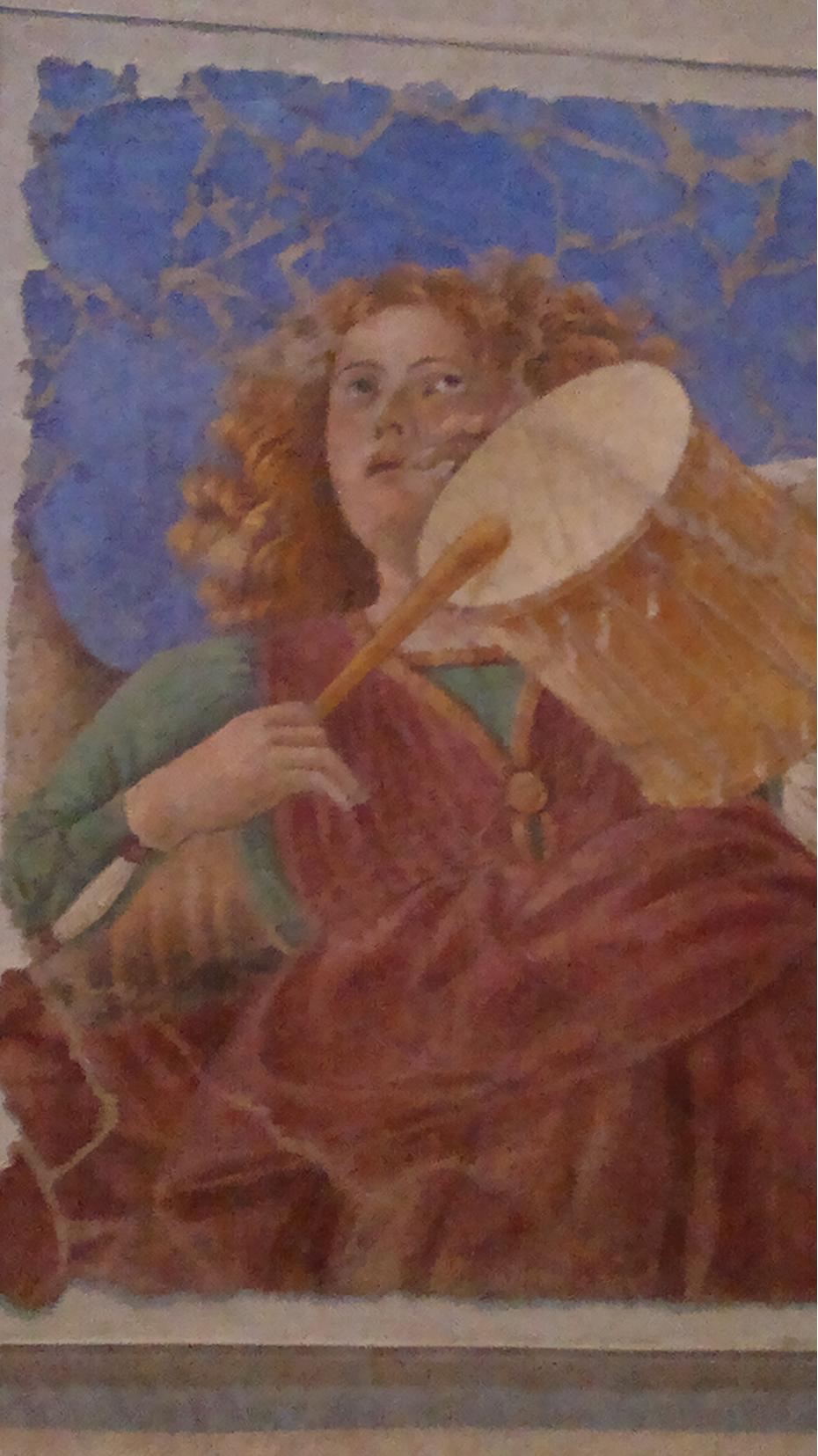 Melozzo da Forlì, Pinacoteca Vaticana