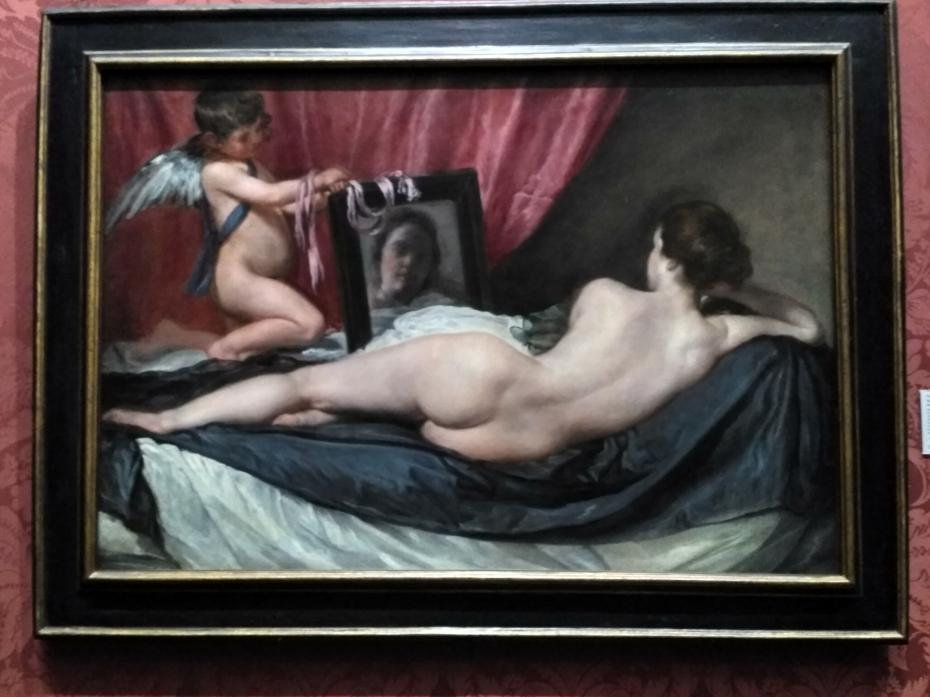 Diego Velasquez, Toilet of Venus