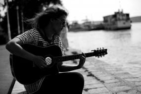 Singing by the Danube